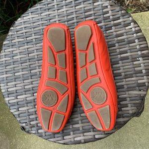 Michael Kors Shoes - Michael Kors Orange Fulton Shoes